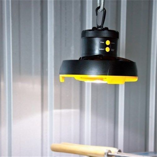 Portable Ceiling Fan Light For Shed Caravan Amp Camping
