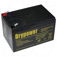 Drypower 12V 12Ah Sealed Lead Acid Battery
