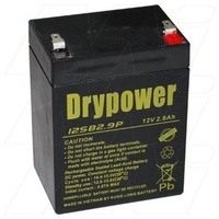 12SB2.9P 12V 2.9Ah Backup Main Power Cyclic SLA Battery PS1229 CF-12V2.9 FG20271