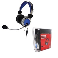 SHINTARO Stereo Headset with Boom Mic Suitable for children Cable length 1.2m