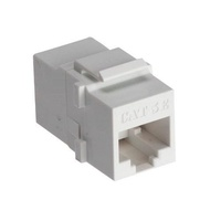 CABAC ECAT5E KEYSTONE COUPLER RJ45 Ideal for plug and play cabling applications