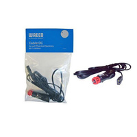 WAECO 12V DC Cable  for all Thermoelectric models 80-T1-2800AA
