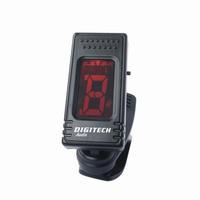 DIGITECH Clip-on Chromatic Tuner For Guitar Violin