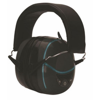 Bullant AM FM Radio Earmuffs With Bluetooth And Aux Input