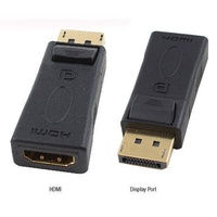 CABAC Adaptor Diplayport Male to HDMI Female high-definition digital audio and video ADDPMHDMIF