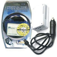 Car 240 V Inverter With USB Power Super Compact Box 150 W Modified Sine