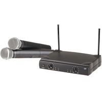 2 Channel Wireless UHF Microphone