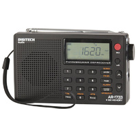 DIGITECH PLL World Band Radio With AM FM SW LW AIR Staions