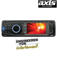 AXIS DVD/CD Bluetooth / iPOD ENABLED 3inch TFT LCD Touchscreen