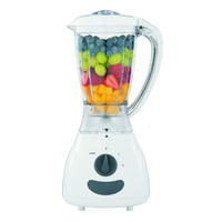 Tiffany 1.2L blender with stainless steel blade