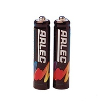 ARLEC Rechargeable Nicad AAA Size Batteries 2Pack
