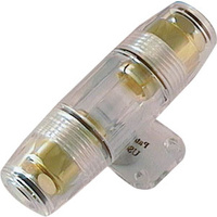 5AG In Line Automotive Fuse Holder