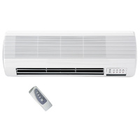 HELLER Ceramic Wall Heater 2000W With Remote