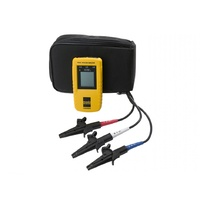 Phase rotation tester active phase identification
