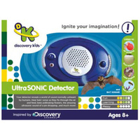 Discovery Kids - Ultrasonic Detector suitable for 8+years