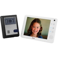 Large 7inch HD TFT-LCD colour screen Hands Free Video Intercom IR CCTV Camera