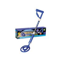 Discovery Kids Digital Metal Detector hunt for lost items and hidden treasures