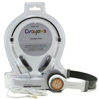 Crayons Childrens Headphones with Hearing Protection