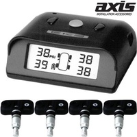 AXIS Internal Valve Type 4 Sensor Tyre Pressure Monitoring System