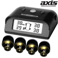 AXIS External Cap Type 4 Sensor Tyre Pressure Monitoring System