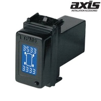 AXIS Universal INDASH Tyre Pressure LCD Monitor