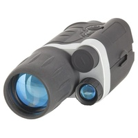 Night Vision Monocular with 3 x Magnification & IR Illumination
