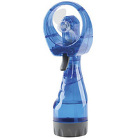 Deluxe Water Misting Fan Battery Operated Fan