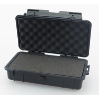 Gearsafe  Small Impact Case Water tight IPX7 Rated Protective Case with Foam GS-006 New 239 x 144 x 70