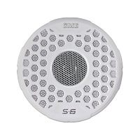 GME GS600 S6 180 mm water resistant flush mount speakers pair