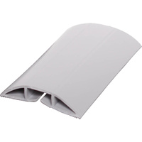 Cable Duct Floor Strip Grey 1.8m