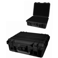 ABS Instrument Case with Purge Valve MPV4