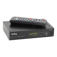 DVB-S2 HD MPEG4 Satellite STBTV Receiver Healing