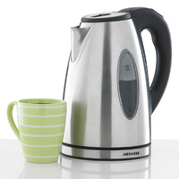 Heller 1.8L Stainless steel Cordless Kettle KTH1002 New