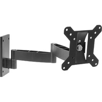 20KG SMALL LCD 3 Pivot WALL BRACKET Suits upto 24 inch TV
