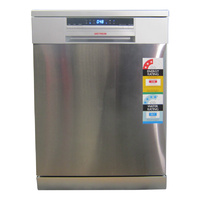 Lectroni 6 Program Electronic Stainless Steel Dishwasher New