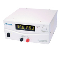 3-15V 25A Benchtop Power Supply Digital LED meters