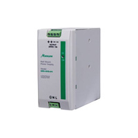 120W 24VDC DIN Rail Switchmode Power Supply
