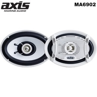 AXIS MA6902 160 x 240mm 2-WAY coaxial speakers 16.5oz Magnet RMS 60W Max Power 200W