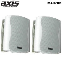 AXIS 190x150 x160cm Marine Automotive or Home Cabinet Speakers 50Watts RMS