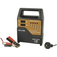 Car Battery Charger 6V & 12V Heavy Duty 8A with Trickle Charge