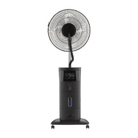 40CM Portable Misting Fan with Timer