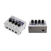 Mclelland 4 CHANNEL PASSIVE MIXER with Volume Control 1 in 4 out