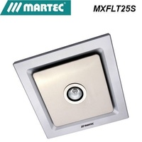 Martec Tetra Silver modern design Exhaust Fan with light