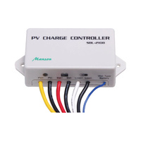 8A 24VDC Night Switch Solar Charger / Controller