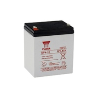 12V 4AMP YUASA SLA BATTERY SEALED LEAD ACID  NP SERIES