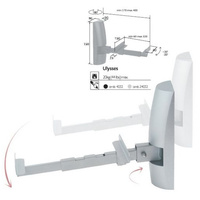 20Kg ULYSSES SPEAKER MOUNT WITH 270-400mm EXTENSION ARM