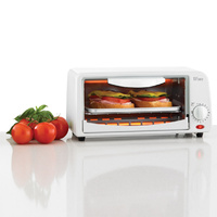 Tiffany OVT6 6L Toaster Oven with aluminium tray and wire rack 15 Minute timer