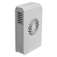 6000 MAH COOL FAN POWER BANK WHITE COLOUR