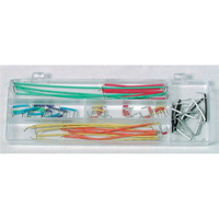 70 Pcs Breadboard Jumper Kit