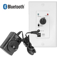 Bluetooth Audio Power Amplifier Wall Plate Stereo Amplifier Class D New